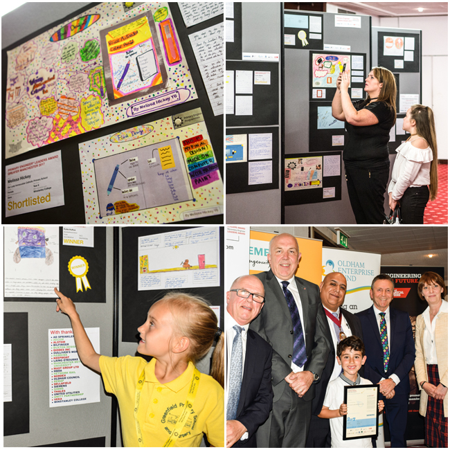 Manchester Leaders Award 2017 - Primary Engineer